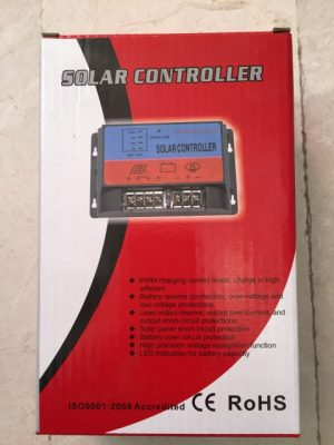 solar charge controller 2