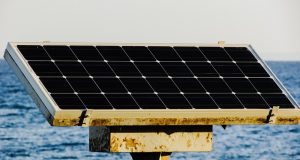 Fresh Water from Sea Water with Solar Energy